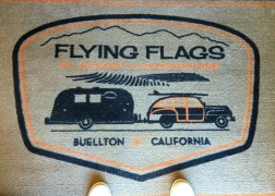 Flying Flags Reception Rug