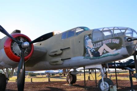 B-25 at Castle Air Museum