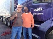 John Newman of Dudes Inc
