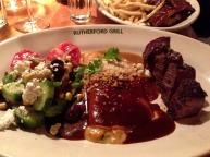 Tri-tip and BNut Squash Enchilada