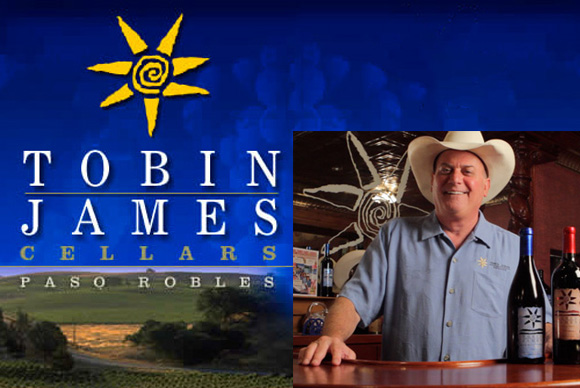 Tobin james blue moon zinfandel