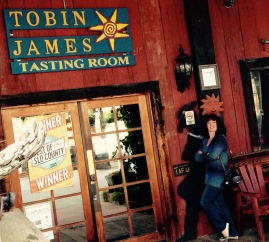 Visiting Tobin James