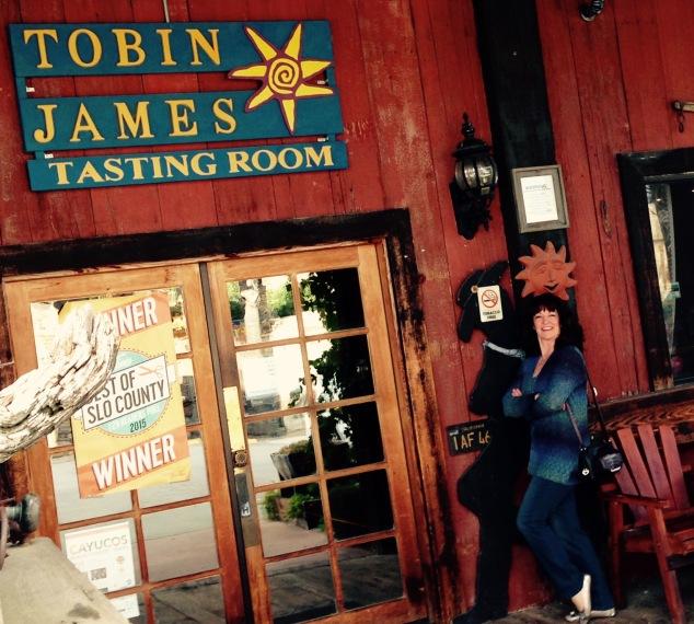 Tobin James front door