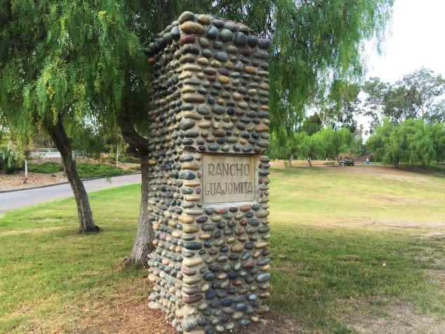 Rancho Guajome Monument