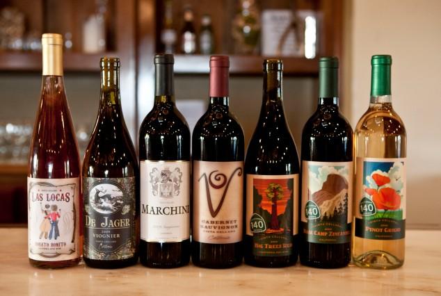 Vista Ranch and Cellars Wines