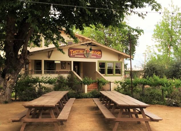 Vista Ranch Tasting Room
