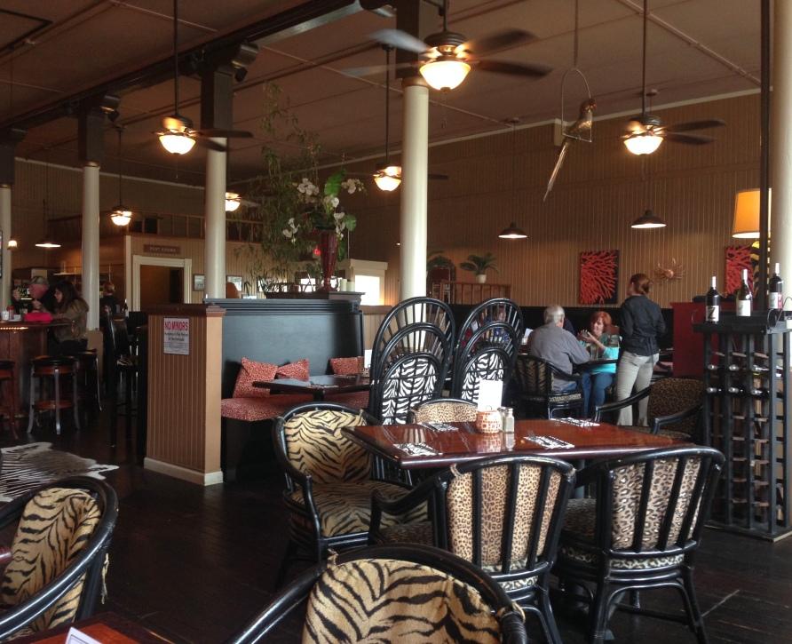 Bridgewater Diningroom