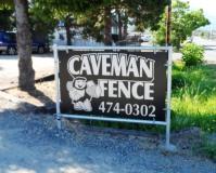 Caveman Fence
