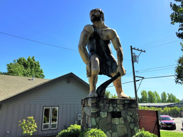 Caveman Grants Pass