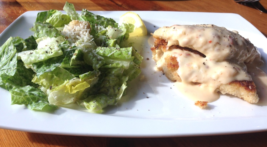 Crab Encrusted Halibut