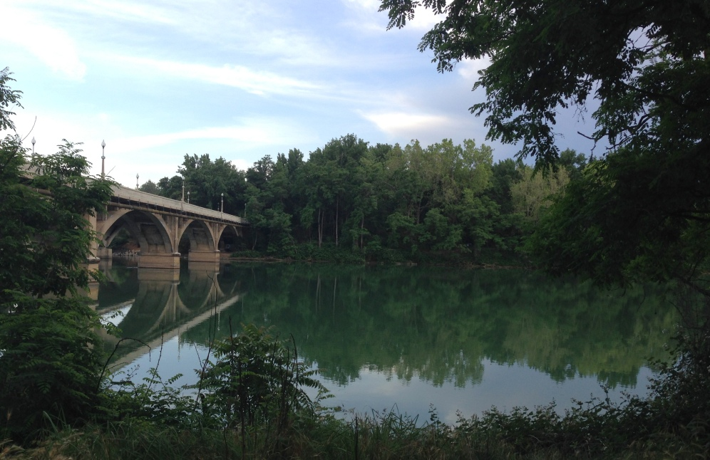 Diestelhorst Bridge Sac River