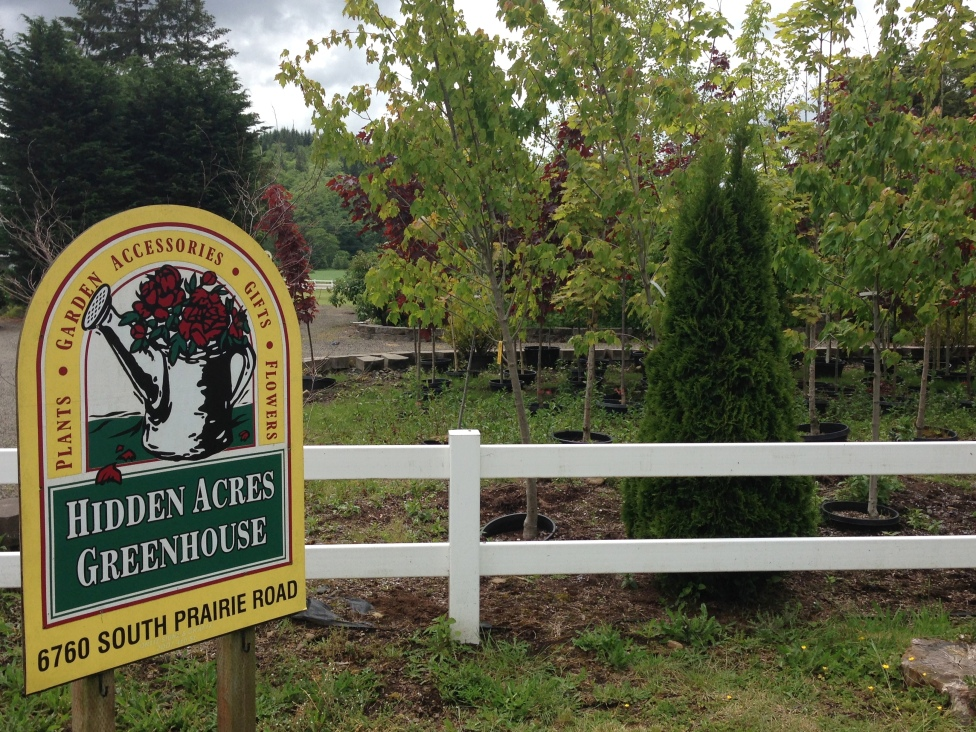 Hidden Acres and Cafe