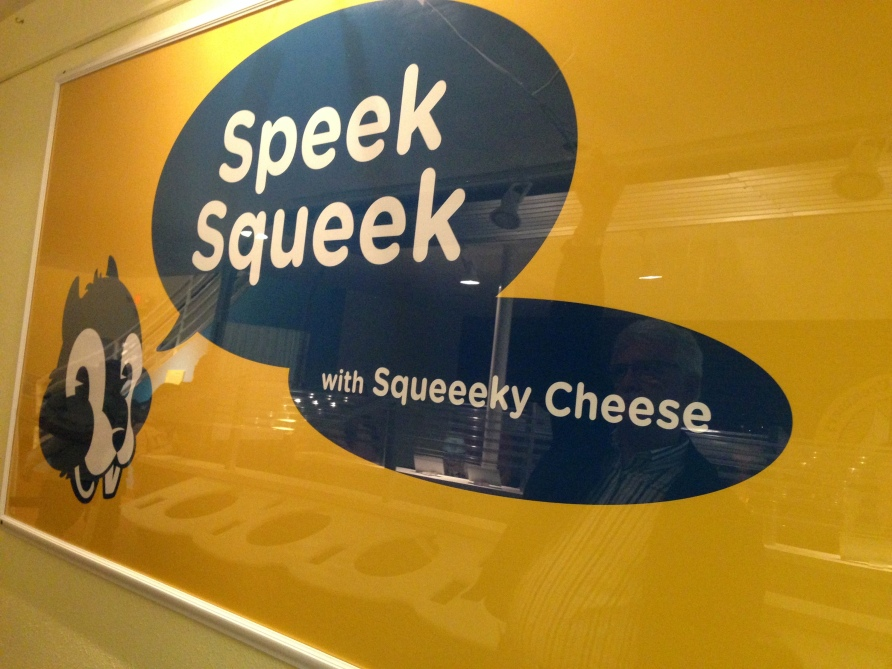 Speek squeek