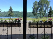 View from Patio