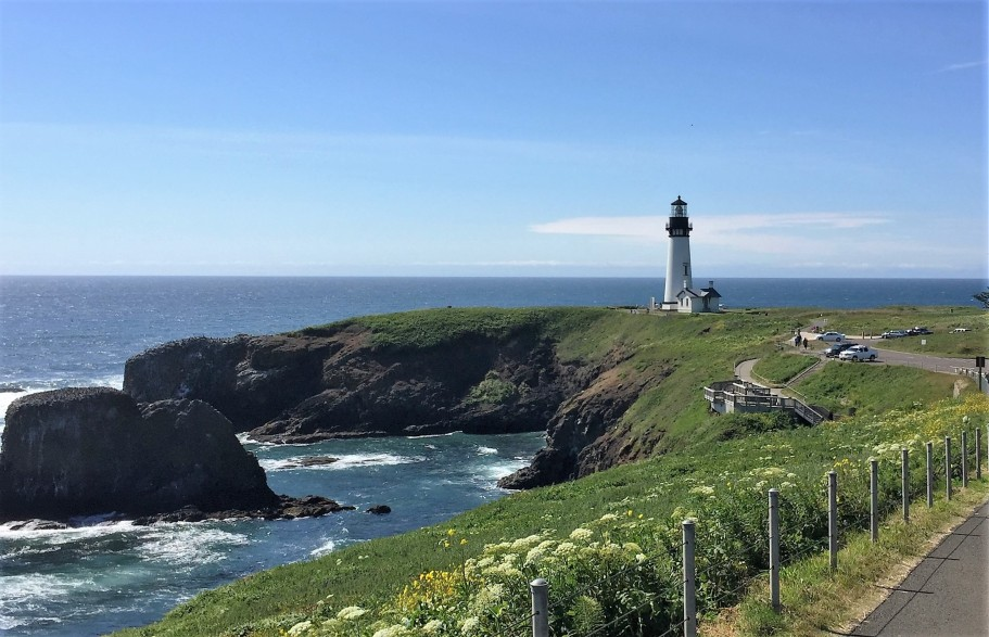 Yaquina Lighthouse Oregon