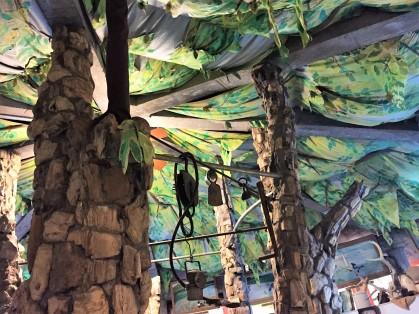 Living Rock Studio Ceiling