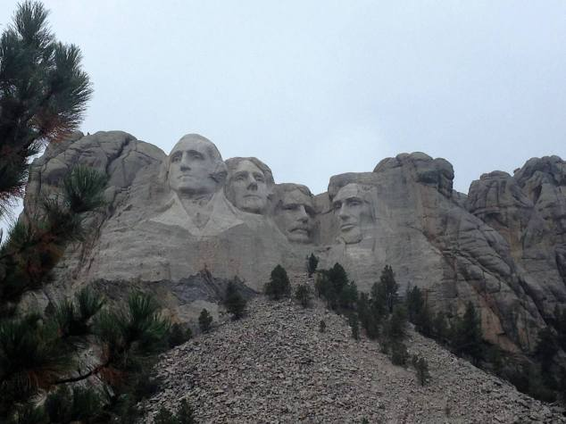 4-presidents