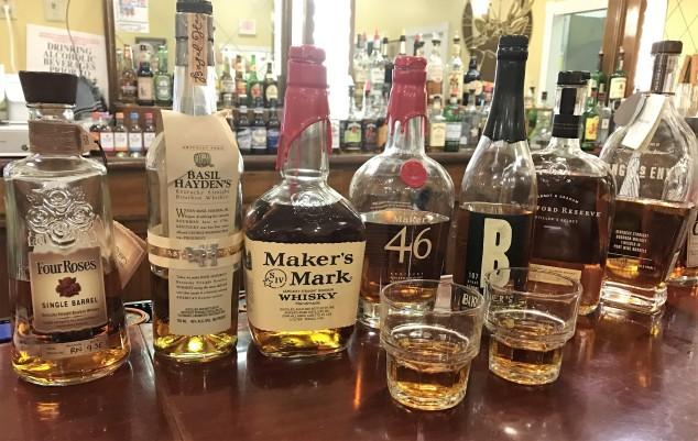 Bourbon Smelling