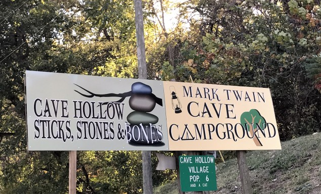 cave-camp-sign