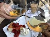 Brandy & Cheesecake Driftless Glen
