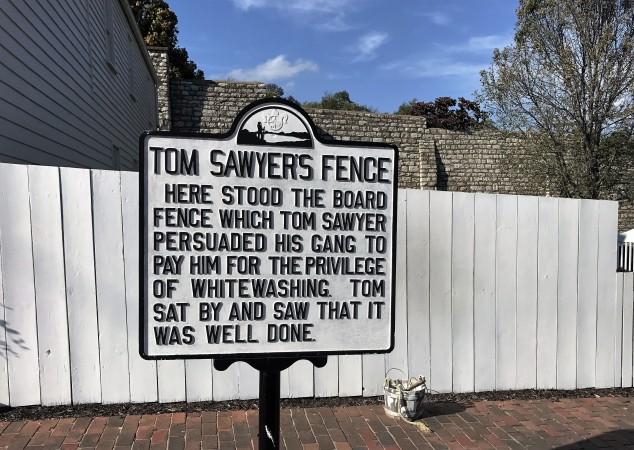 whitewash-fence