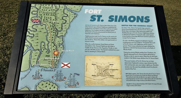 fort-st-simons-map